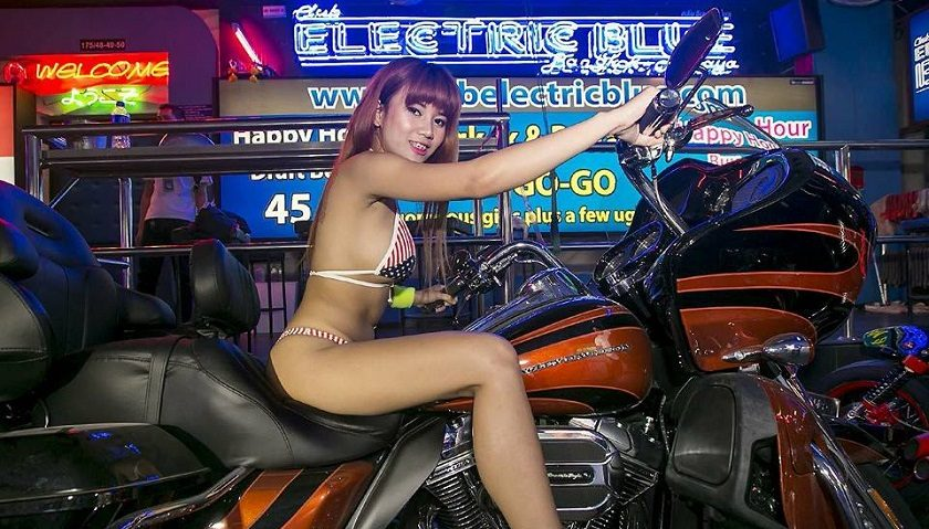 Club Electric Blue Pattaya