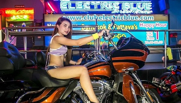 Club Electric Blue Soi 15 Pattaya