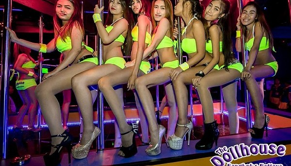 Dollhouse Agogo Soi 15 Pattaya