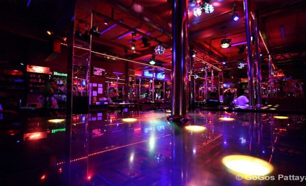 Spice Club Agogo Pattaya