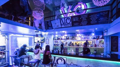 Ice Cube bar Pattaya