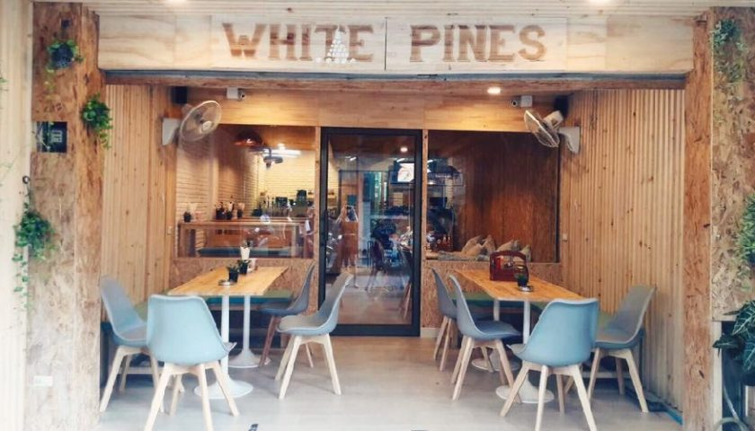White Pines restaurant